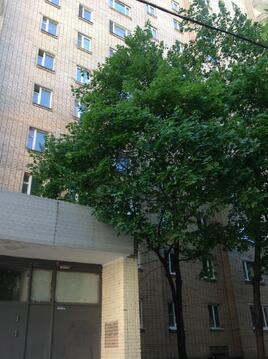 Аренда, 1 к.кв, ул. Болотниковская, д.3, к.8