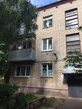 2-ком. квартира: Серпуховский район, п.Большевик.