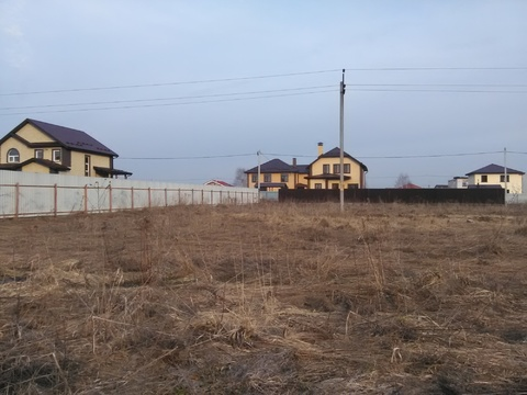 Продается земельный участок 1 724 кв.м в городском поселении Раменское