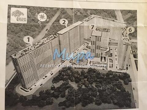 Вашему вниманию предлагается однокомнатная квартира общей площадью 40
