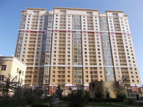 """1-комнатная квартира, 46 кв.м., в ЖК """"Мосфильмовский"""""""