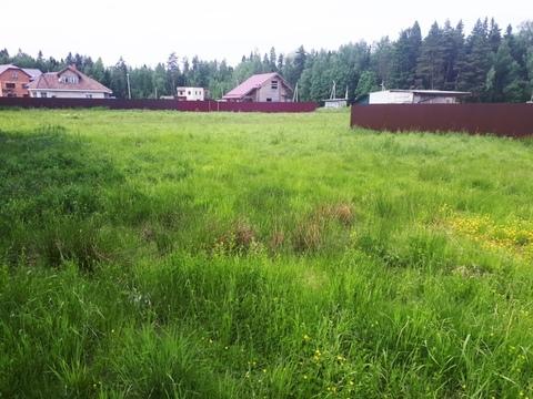Продам земельный участок в 20 км по Пятницкому шоссе ДНП Жилино