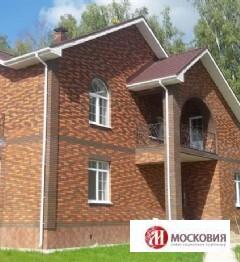 Коттедж в Новой Москве, кп Подмосковная Бавария