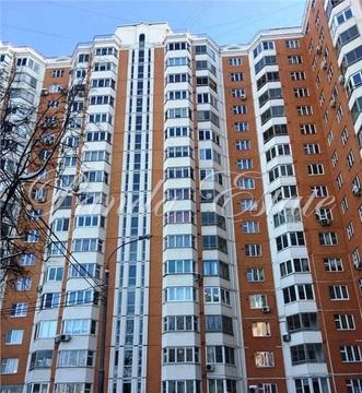 Москва, Вересковая 1 к.1 (ном. объекта: 400)