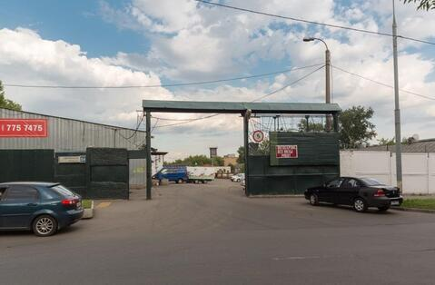 Производственно-складской комплекс 14400 м2 у метро Авиамоторная