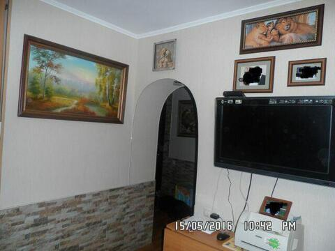 Квартира 2-х комнатная 37 кв.м. г. Пушкино мкр-н Дзержинец д. 2