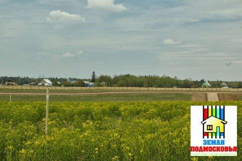 Земельный участок 10 соток в поселке «Пушкино Лайф»