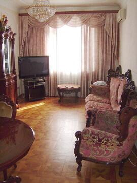 3-к квартира Ленинский проспект 74 Москва