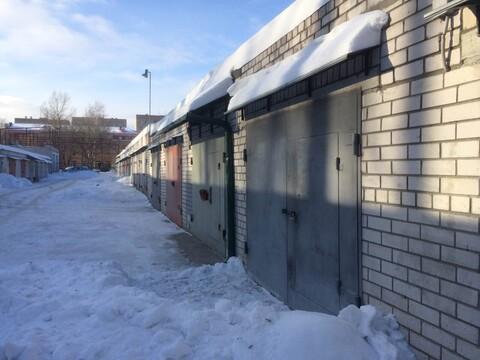 Продается гараж в центре Балашихи, ул. Парковая, д.6