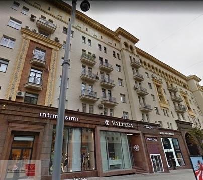 3-к квартира, 64.7 м2, 1/6 эт, ул. Тверская, 6с5