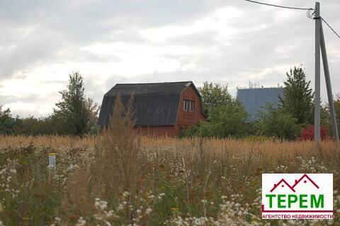 Недорогой участок 15 соток в деревне Щеболово, Серпуховский район