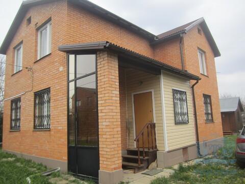 Дом на участке 6 соток в СНТ Сенежское.