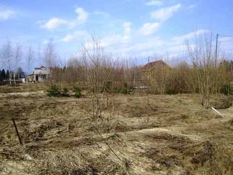 Земельный участок 15 соток в с.Семеновское, Дмитровского района.
