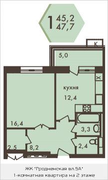 Продажа квартиры, м. Кунцевская, Ул. Гродненская