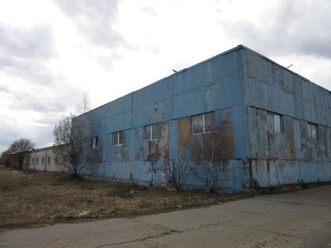 Производственно-складская база 5100 м2, г.Солнечногорск