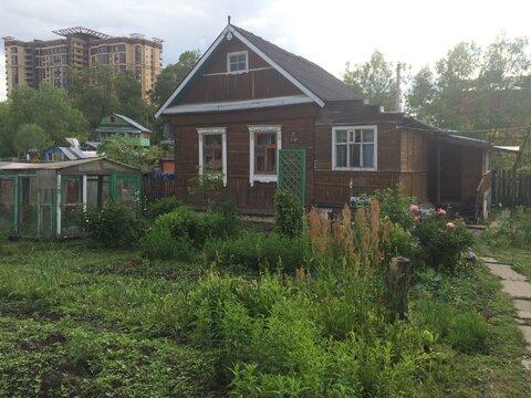 Продается дом в г.Наро-Фоминске, район станции, ИЖС