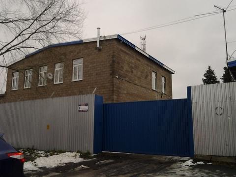 Продается производственно-складской комплекс в д. Шевлягино
