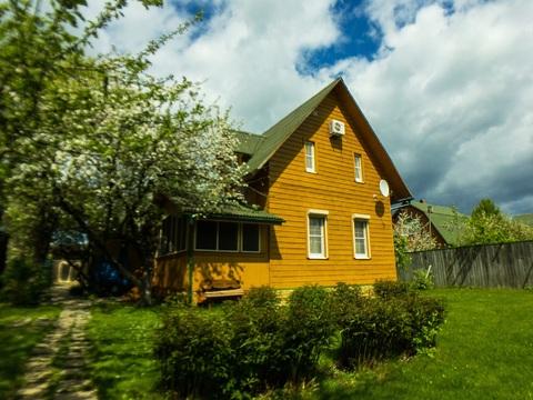 Продаю дом, Егорьевское ш, 40 км, в СНТ, д.Григорово, 180м2, 8 соток
