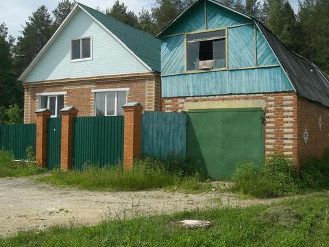 Дом для ПМЖ ул. Школьная г. Егорьевск Моск. обл.