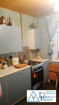 3-комнатная квартира в дер. Островцы, рядом с Томилинским лесопарком