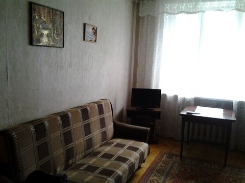 Сдается чистая уютная 1-комн. квартира в Сталинском доме, г. Люберцы,