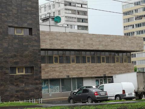 Сдается здание 2700 кв.м.у м. Бибирево