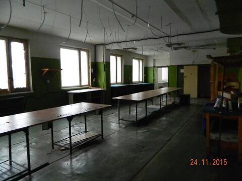 Производственно-складское помещение в районе Строгино 350м2