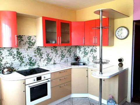 """2-комнатная квартира, 63 кв.м., в ЖК """"Янтарный"""""""