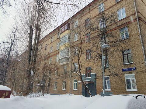 Продается 3х кв ул Константинова, дом 28, м. вднх.
