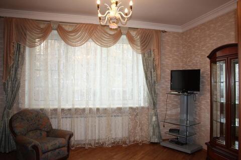 Продажа трехкомнатной квартиры в центре Москвы