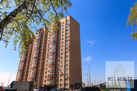 "1-комнатная квартира, 45 кв.м., в ЖК ""Эко Видное"""