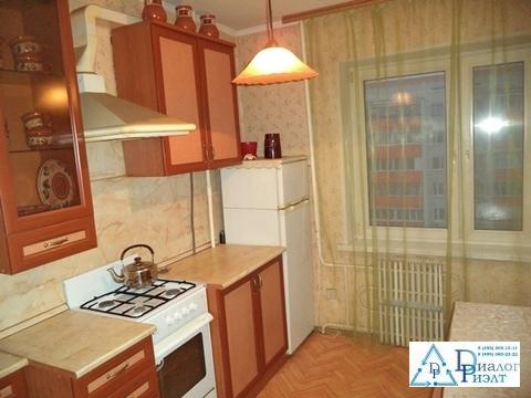 Сдается 1-комнатная квартира в Люберцах в 5 минутах до ж/д станции