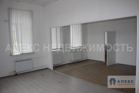 Аренда офиса 224 м2 м. Нагатинская в бизнес-центре класса В в Нагорный