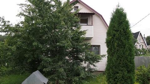 Кирпичный дом 70 кв.м (ИЖС) д.Еремино 11 км от МКАД у леса