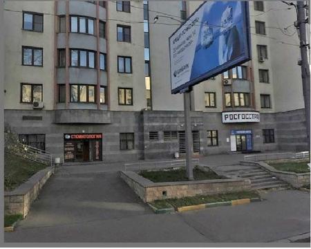 Торговое помещение на Преображенской пл.