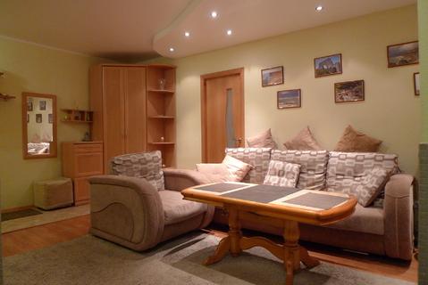 Студия с отдельной спальней и гардеробной в п. Новоивановское в аренду