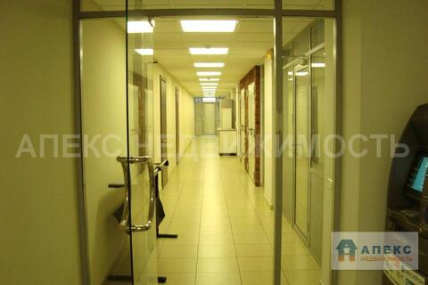 Аренда офиса 989 м2 м. Профсоюзная в бизнес-центре класса А в .