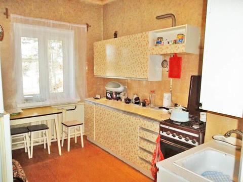 3-х комнатная квартира 53 кв.м. Этаж: 2/2 блочного дома.