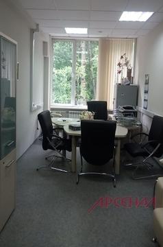 """Офис в БЦ кл.""""В+"""", м. Октябрьское поле"""