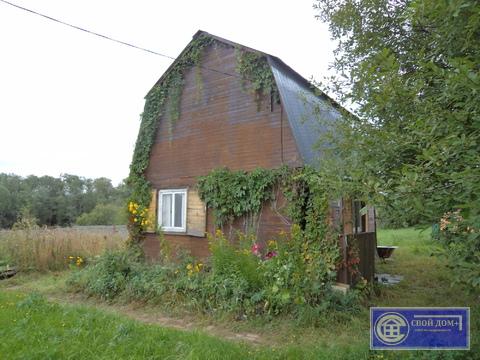 Дачный дом в деревне Новомихайловское Шаховской район