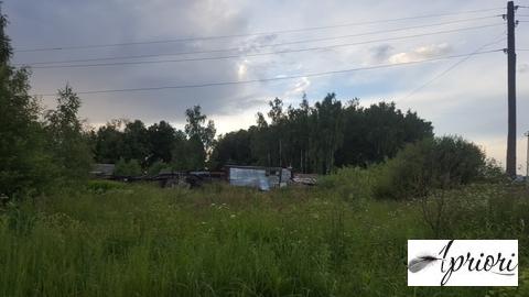 Продается земельный участок село Петровское 7,5 соток