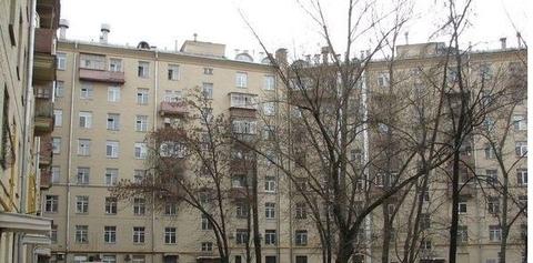 Продается 3-комнатная квартира в Сталинском доме у метро Алексеевская