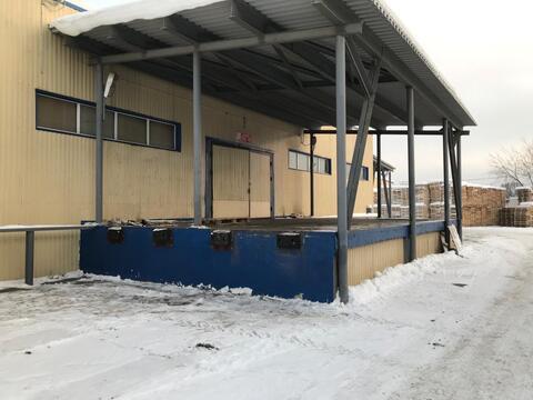 Складской комплекс В+ 1722 кв.м.