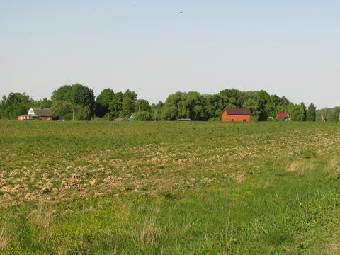 Продается земельный участок в д. Варищи Озерского района