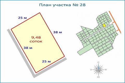 Участок 9,4 соток в новом кп, ипотека, 10 км от ЗЕЛАО г. Москвы