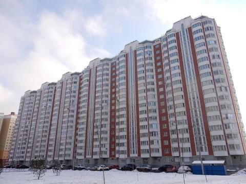 1-комнатная квартира, 39 кв.м., в ЖК «Восточное Бутово»