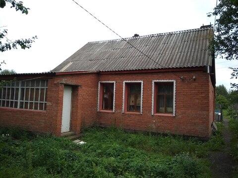 Дом возле Оки в Лукьяново
