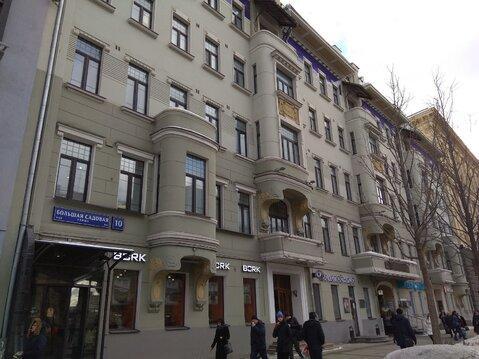 Офис 122,7 м2 в Булгаковском доме метро Маяковская