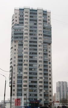 1-к квартира, 44,5 м2, 24/24 эт, ул. Лухмановская, 11