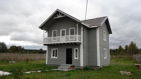 Продается деревянный дом в д. Коняшино, Раменский район, Егорьевское ш